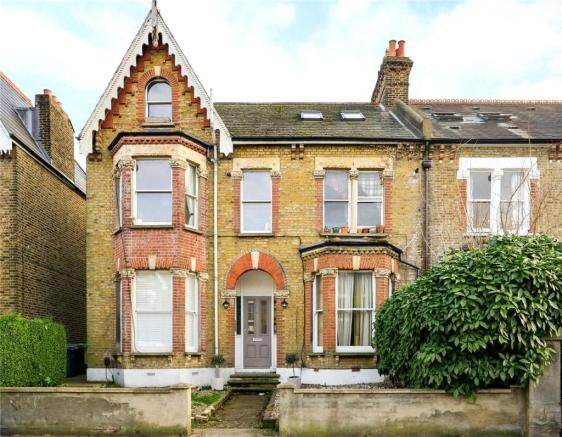 2 Bedroom Apartment To Rent In Therapia Road East Dulwich London Se22 Se22