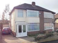 semi detached property to rent in Swanbourne Road...