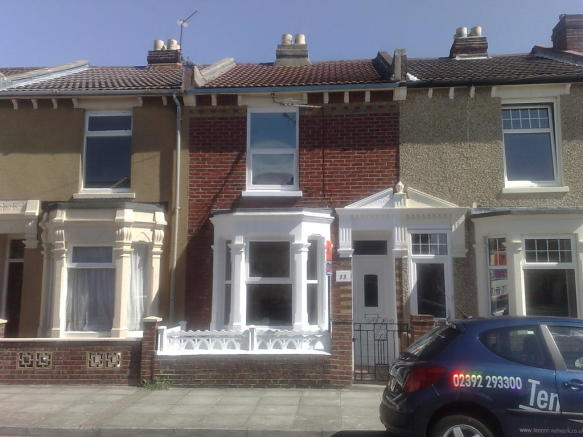 2 bedroom house to rent in catisfield road milton portsmouth po4 po4 On 2 bedroom house for rent portsmouth