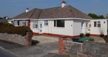 3 bedroom Semi-Detached Bungalow in South Molton