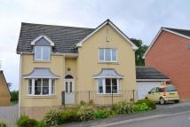Detached home in South Molton