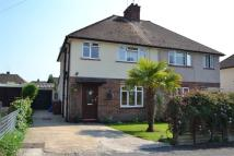 3 bed home to rent in The Crescent, Epsom...