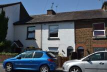 Terraced home in Church Road, Epsom
