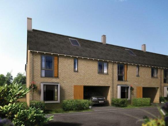 3 Bedroom House For Sale In Trumpington Meadows Hauxton Road Trumpington Cambridge Cb2