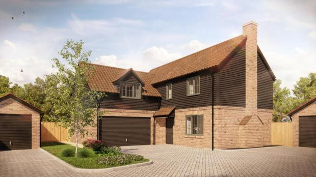4 bedroom detached house for sale in applewood ermine street buntingford hertfordshire sg9