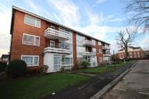 Flat in Hardwick Close, Stanmore...