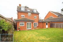 4 bedroom Detached property in Brightwen Grove...