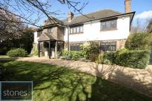 Detached house in Gordon Avenue, Stanmore...