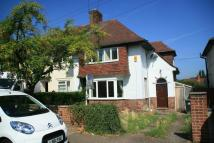 3 bed semi detached house in Anderson Crescent...