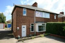 Hall Drive semi detached property to rent