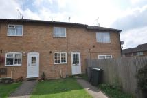 Terraced house in Falcon Way, Ashford