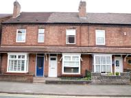 3 bed Terraced house in Calais Road, Horninglow...