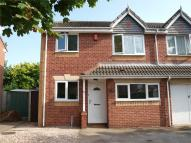 3 bed semi detached home for sale in Shipley Close, Branston...