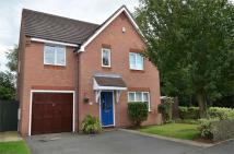 4 bedroom Detached house in Clover Court, Branston...
