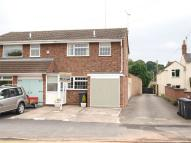 semi detached home in Woods Lane, Stapenhill...