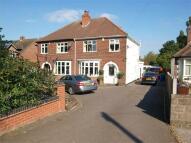 semi detached house in Dovecliff Road, Stretton...