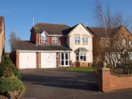 4 bedroom Detached house for sale in Moor Furlong, Stretton...