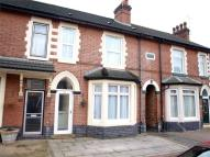 Terraced property in Outwoods Street...