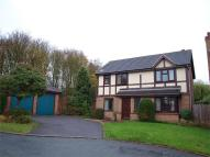 Detached property for sale in Troon Close, Stretton...