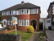 3 bed semi detached house in WILLCLARE ROAD...
