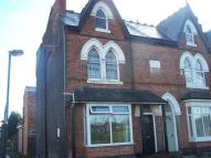 1 bed Flat to rent in BROAD ROAD...