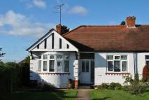 Semi-Detached Bungalow in Greenhills Close...