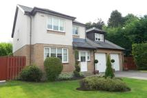 4 bed Detached home in Holm Court, Crossford...