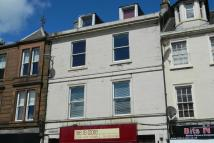 Flat in High Street, Lanark, ML11