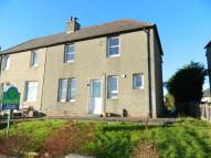 semi detached home in Manse Road, Forth...