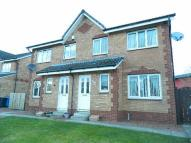 semi detached home in Forsyth Court, Lanark...
