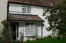 Cottage to rent in Butter Street, Alcester