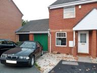 2 bedroom semi detached home in Congleton Close...
