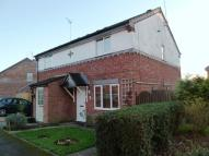 semi detached home in Plover Close, Alcester