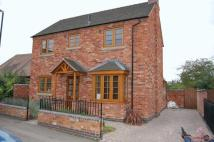Detached house in Bulls Head Yard, Alcester