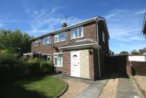 3 bed semi detached property in Exton Close, STAMFORD