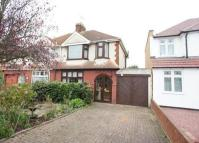 3 bed semi detached house to rent in Huxley Road, Welling...