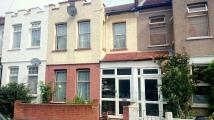 4 bed Terraced property in Studland Road, Sydenham...