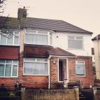 semi detached property in Carden Crescent, Brighton