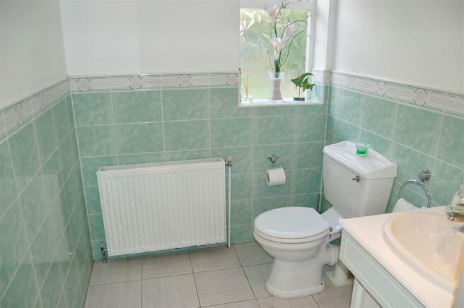 WC / Cloak Room