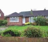 Semi-Detached Bungalow to rent in Severn Road, Culcheth
