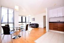 Flat in Forge Square, Docklands...