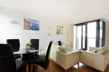Flat for sale in Blackwall Way...