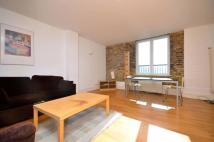 Flat to rent in Storers Quay...