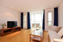 Flat to rent in Westferry Circus...