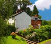 Detached property for sale in Pen Y Coed, Llanwnog...