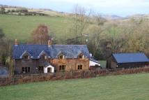 Detached house for sale in Brook House, Dolfor...