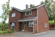 4 bedroom Detached home for sale in Mochdre, Newtown