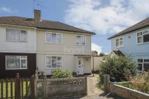 semi detached house in Newbury Close