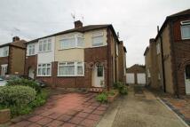 3 bedroom semi detached property in Thurso Close