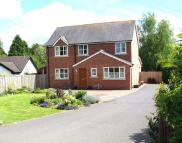 5 bed Detached home for sale in Ger Y Nant, Churchstoke...